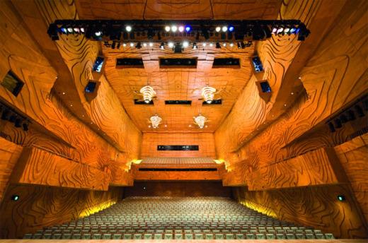 Centros Comerciales y de Ocio:  Teatros, Salas de Cine, Auditorios y Centros de Congreso, Centros Comerciales de todo tipo